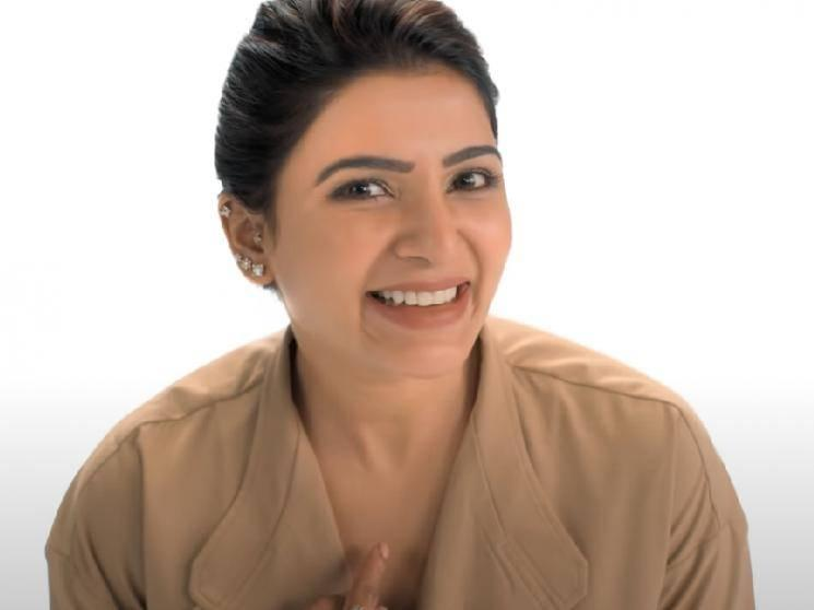 Samantha's new avatar as a host! Check out the official teaser of Samantha's next!