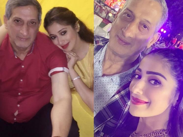 R.I.P.: Raai Laxmi's father passes away - actress pens an emotional note!
