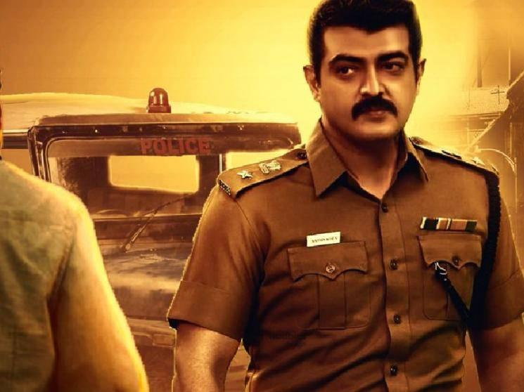 Thala Ajith sustains minor injury during the shoot of Valimai - important details here!