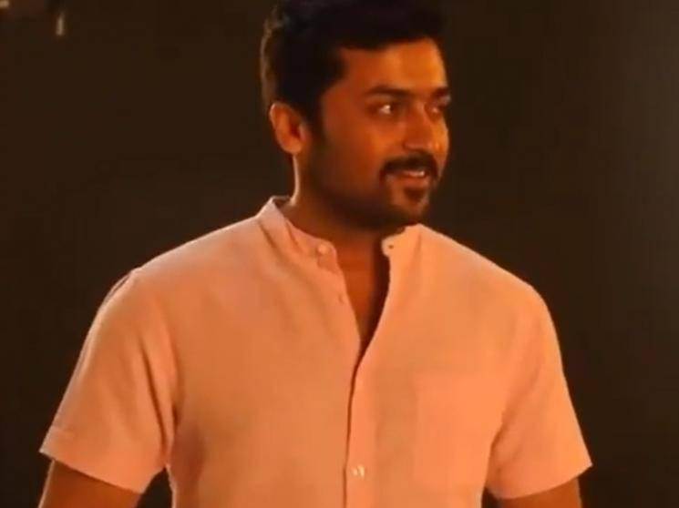 Latest unseen video from Suriya's NGK goes viral on social media !
