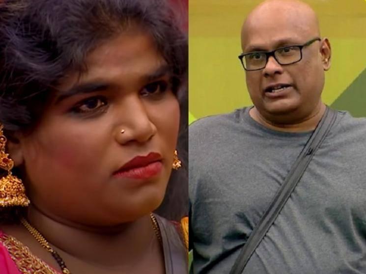 Suresh's sharp comment on Aranthangi Nisha goes viral | Bigg Boss 4 Tamil