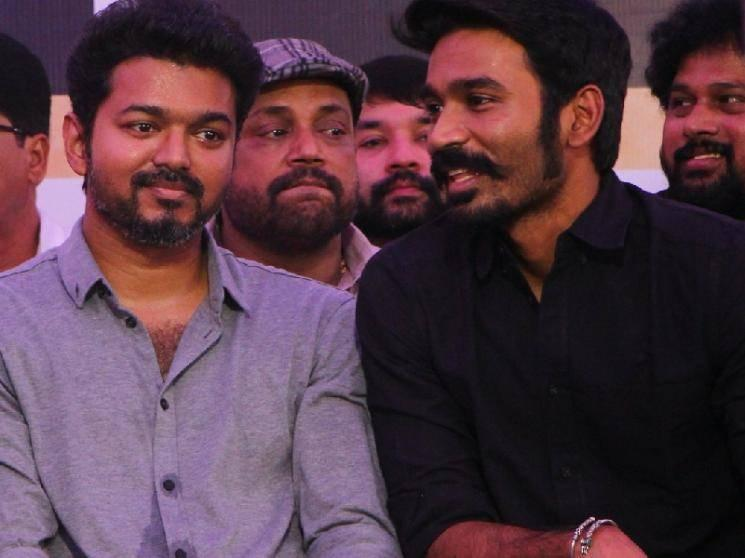 Dhanush excited about Master's release - check out his latest tweet!