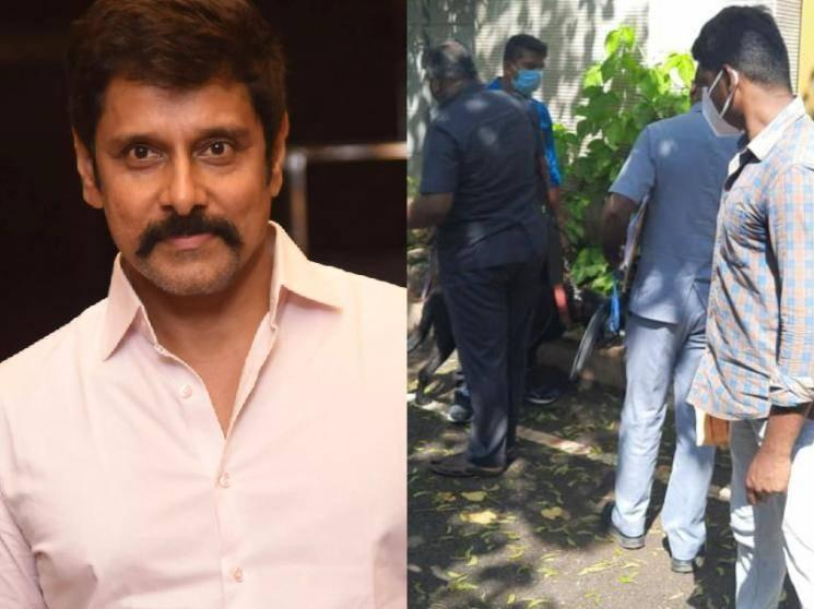 Chiyaan Vikram's house receives bomb threat call - here is what you need to know!