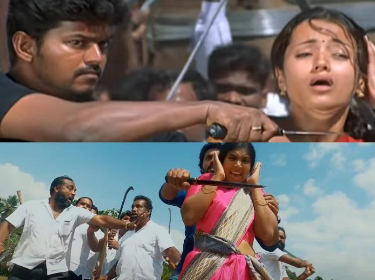 Have you watched the VIRAL trailer of Ghilli's Remake? Don't Miss this!!