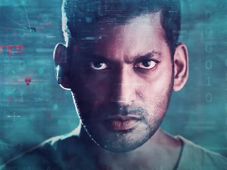 Vishal's Chakra New Promo Video | Yuvan Shankar Raja