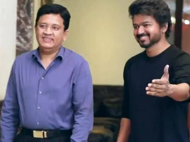 The much awaited ANNOUNCEMENT made - THALAPATHY 65 is OFFICIAL!
