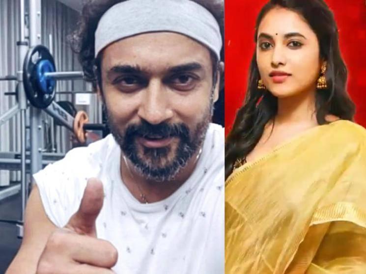 Official: Heroine revealed for Suriya 40 | Sun Pictures | Pandiraj