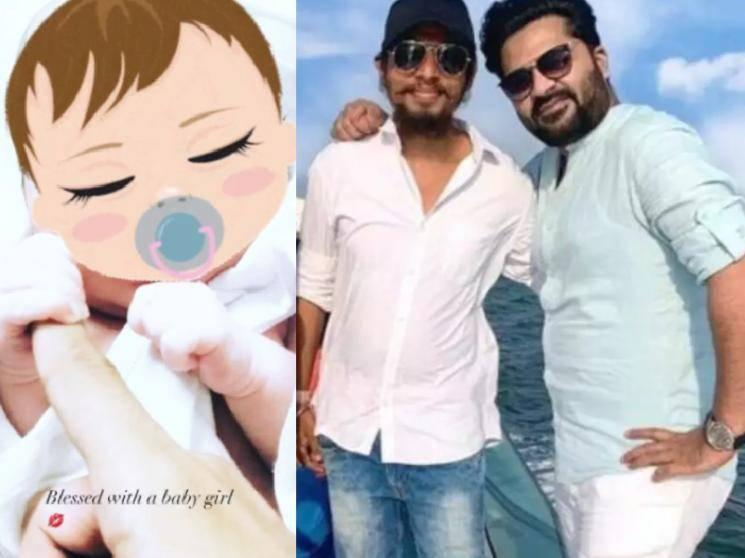WOW: This popular Tamil director blessed with a baby girl - wishes pour in!