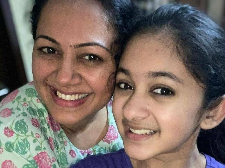 VIRAL: Archana's first picture with her daughter after Bigg Boss eviction!