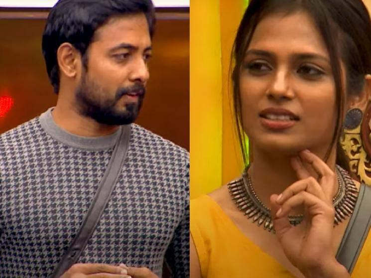 Bigg Boss 4 Tamil latest promo - Ramya makes open nomination against 2 contestants!
