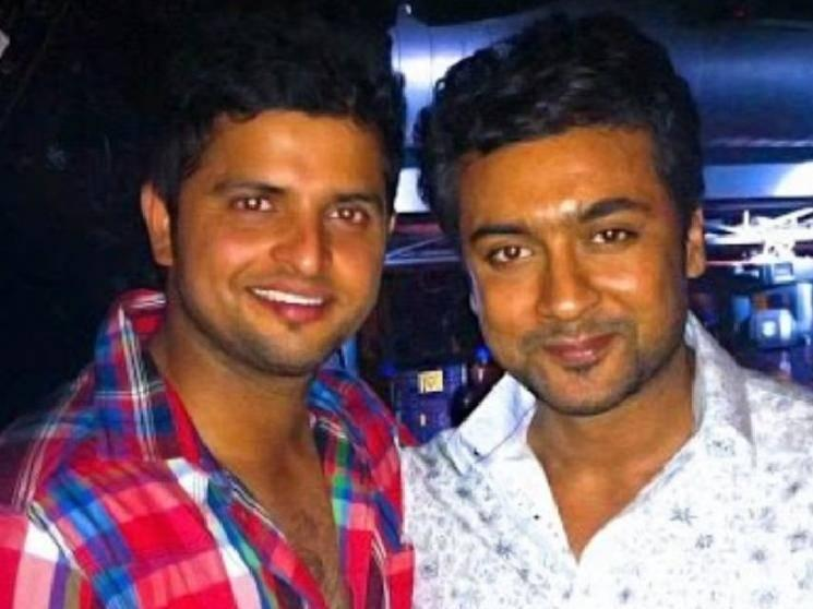 Raina's uncle brutally murdered - Suriya extends his support | Official Statement Here