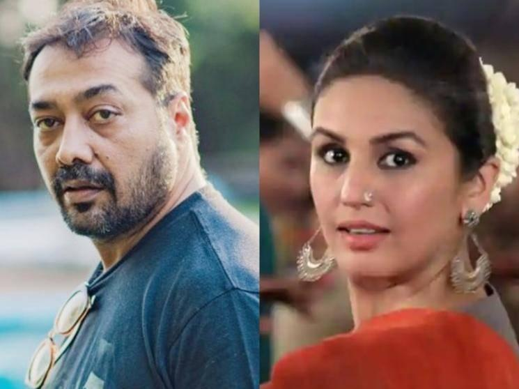 Kaala heroine's official statement on Anurag Kashyap's latest controversy!