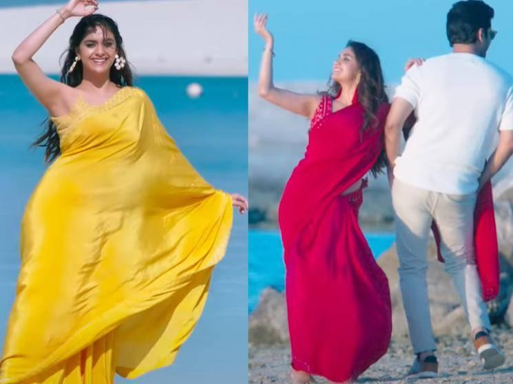 Keerthy Suresh's next film's romantic promo teaser released - check out!