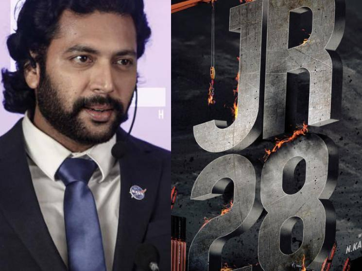 OFFICIAL: Jayam Ravi announces his next film in style! This hit film director is back!