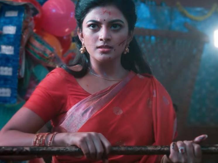 Zombie Reddy Official Teaser | Kayal Anandhi's next film | Prasanth Varma