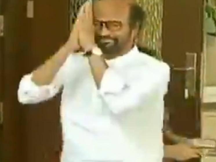 Rajinikanth returns to Chennai after completing Annaatthe shoot - trending video here!
