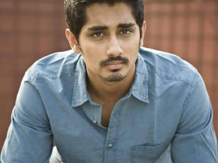 Siddharth's next film officially announced - teams up with this leading hero!