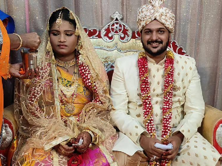 Popular TV serial actor and Cooku With Comali sensation gets married!
