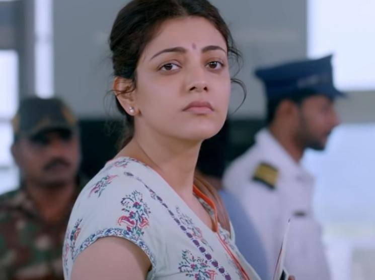 New emotional video song from Kajal Aggarwal's Paris Paris - watch video here
