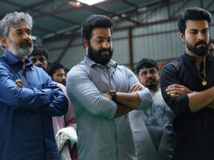 SS Rajamouli's RRR shooting resumes - big update for Ram Charan and Jr NTR fans announced