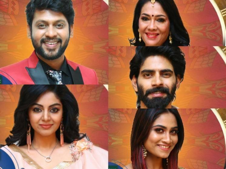 OFFICIAL: Bigg Boss 4 Tamil - Final List of Contestants | Vera Level Entertainment!