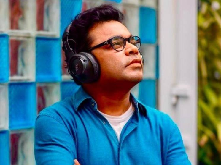 A.R.Rahman announces his next project - unveils the motion poster!