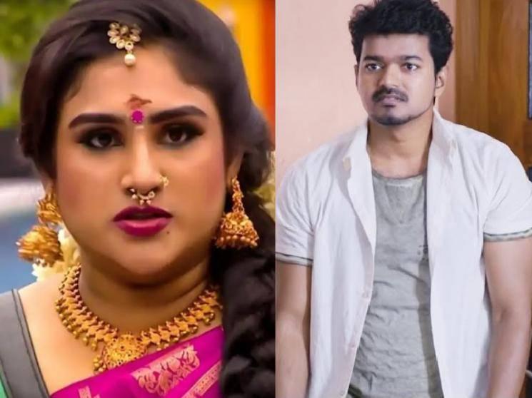 Vanitha Vijayakumar shares an unknown sweet incident | Thalapathy Vijay | SPB