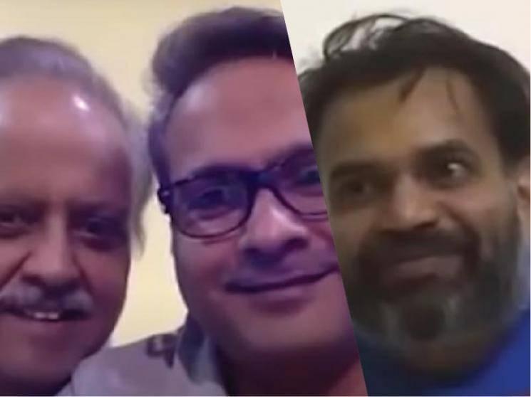 SP Balasubrahmanyam's last interview | Gangai Amaren | SPB Charan | Premgi | Venkat Prabhu