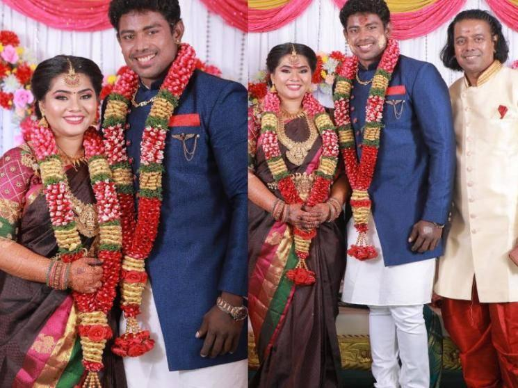 This popular Tamil actor gets engaged - wedding details revealed!