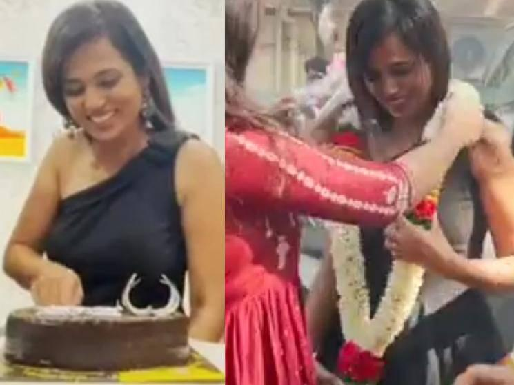 Ramya Pandian's first video after Bigg Boss - Vera Level Celebrations! Check Out!