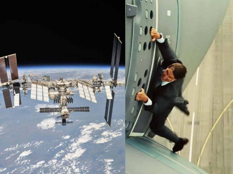 Tom Cruise officially going to space in October 2021 for new film!