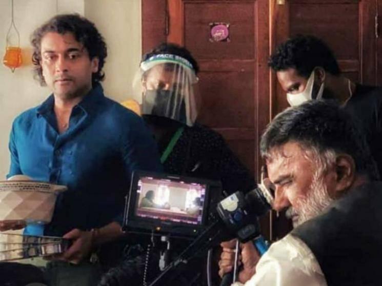 Suriya's look in Navarasa REVEALED - latest picture goes viral | Gautham Menon