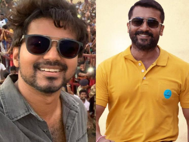 Thalapathy Vijay and Suriya's massive records - fans celebrate in delight!
