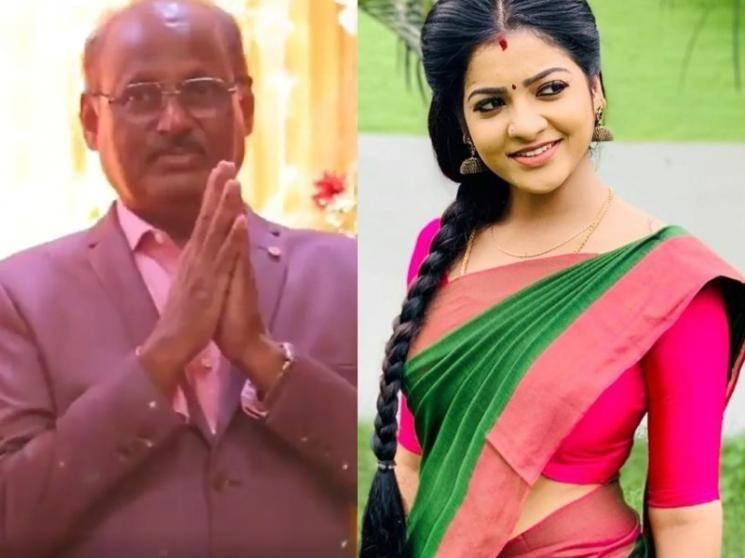 JUST IN: Chitra's father Kamaraj files Police complaint - demands immediate investigation