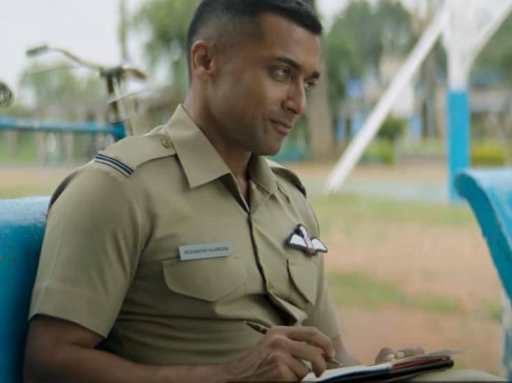 Suriya's Soorarai Pottru New Promo Video | Sudha Kongara | GV Prakash