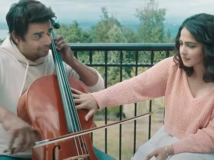 WATCH: Anushka - Madhavan's Nishabdham Official Trailer - promising!