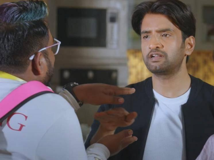 Santhanam's Dikkiloona Official Trailer - Fun Filled and Very Interesting | Harbhajan Singh