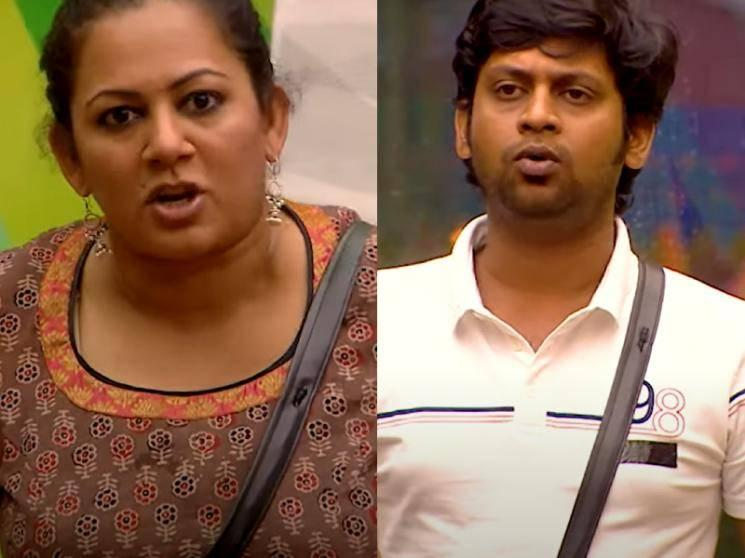 Bigg Boss 4 Tamil latest promo - housemates angry with Balaji's words!