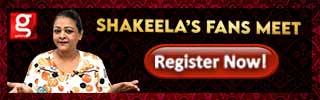 Shakeela's fans meet